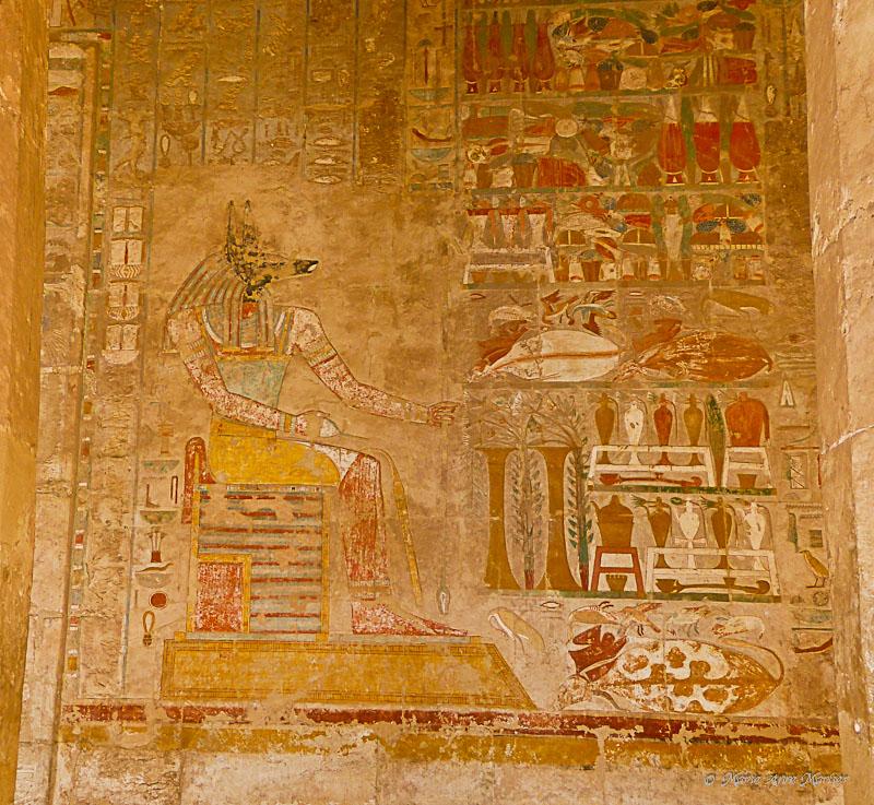 Lune de miel en Egypte 01 Jour1-2