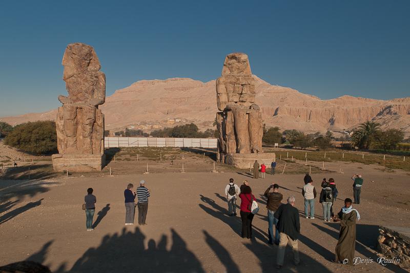 Lune de miel en Egypte 01 Jour1-3