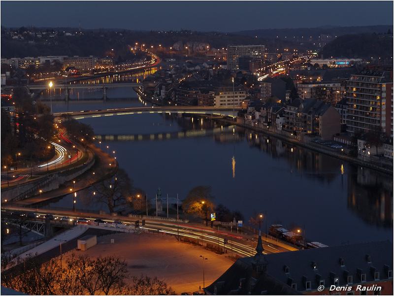 Photos de Nuit à Namur du 19 novembre: les photos. Namur_nuit01